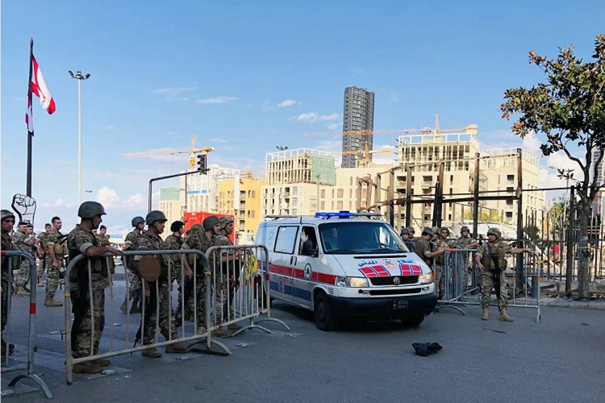 Livanda dəfn mərasimində atışma zamanı bir neçə nəfər ölüb