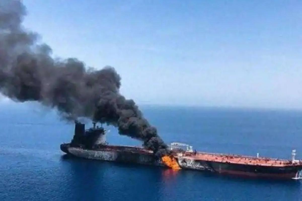 """Britaniya İranı """"Mercer Street"""" gəmisinə hücumda günahlandırıb"""