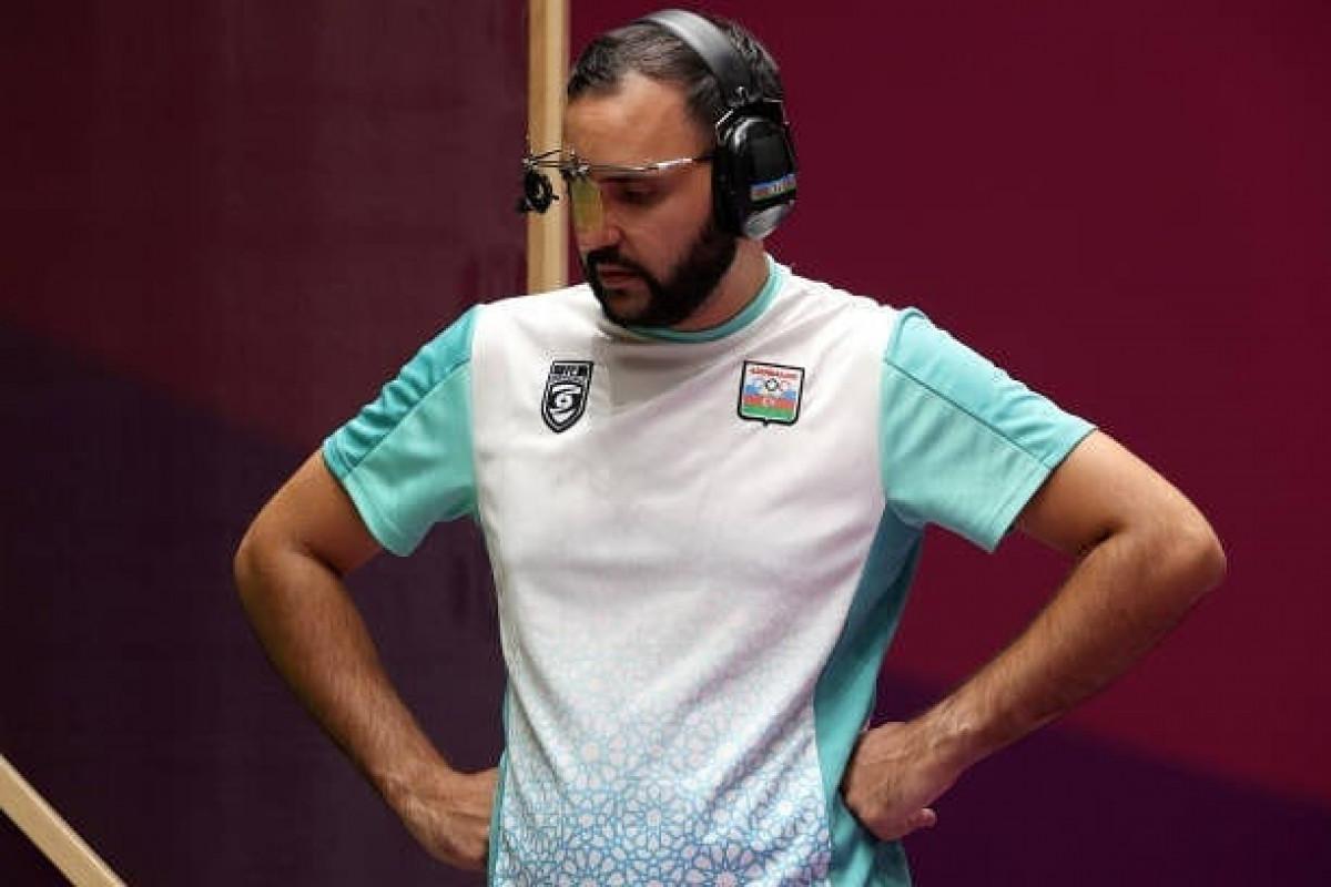 Azərbaycan idmançısı Olimpiadadakı uğursuzluğun səbəbini açıqlayıb