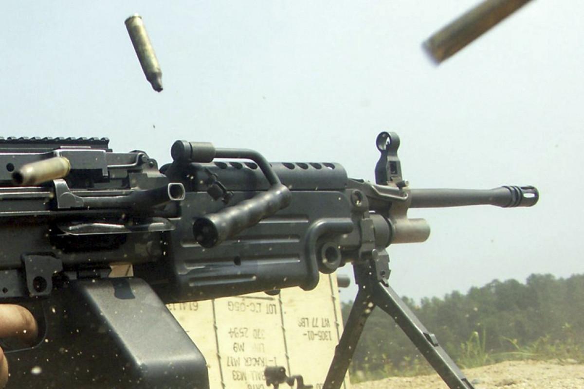 Подверглись обстрелу позиции Азербайджанской Армии на Нахчыванском направлении