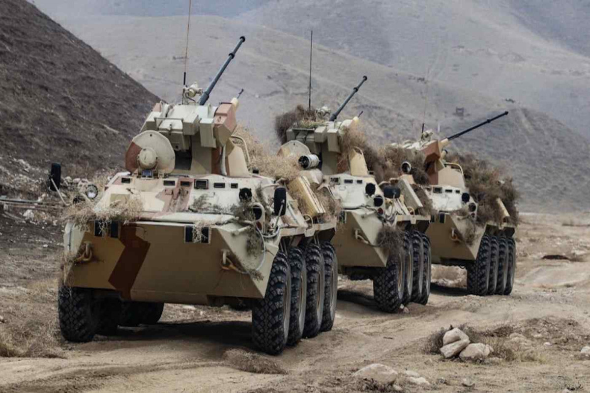 Russia increases military contingent to drills near Afghan border to 1,800 servicemen
