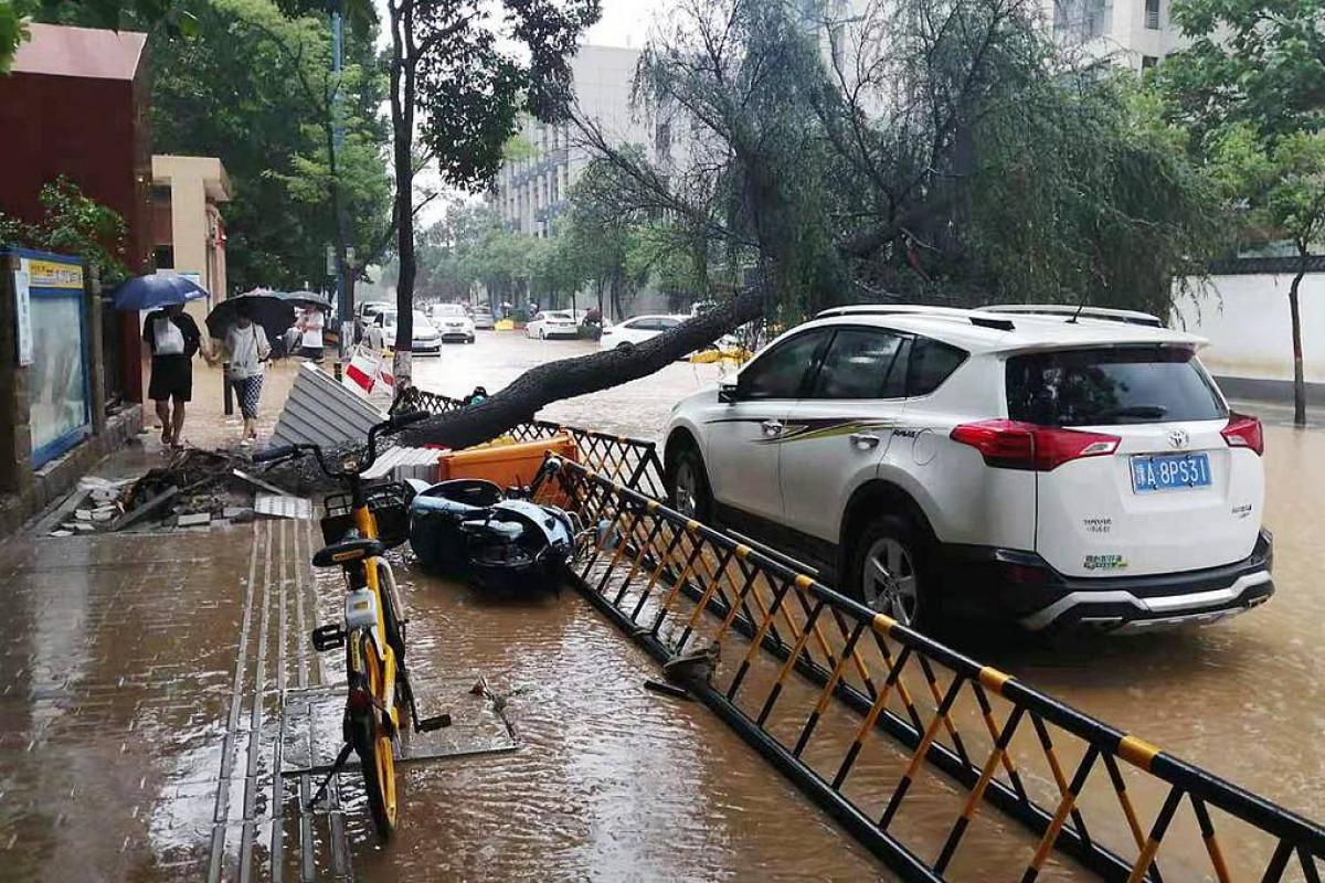 Число жертв наводнений в провинции Хэнань возросло до 302