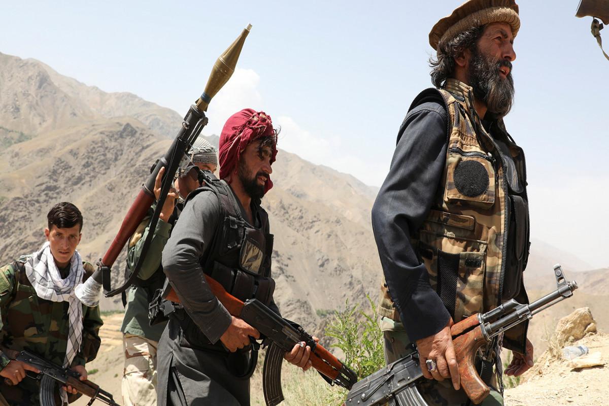 Талибы захватили телерадиоцентр в Гильменде