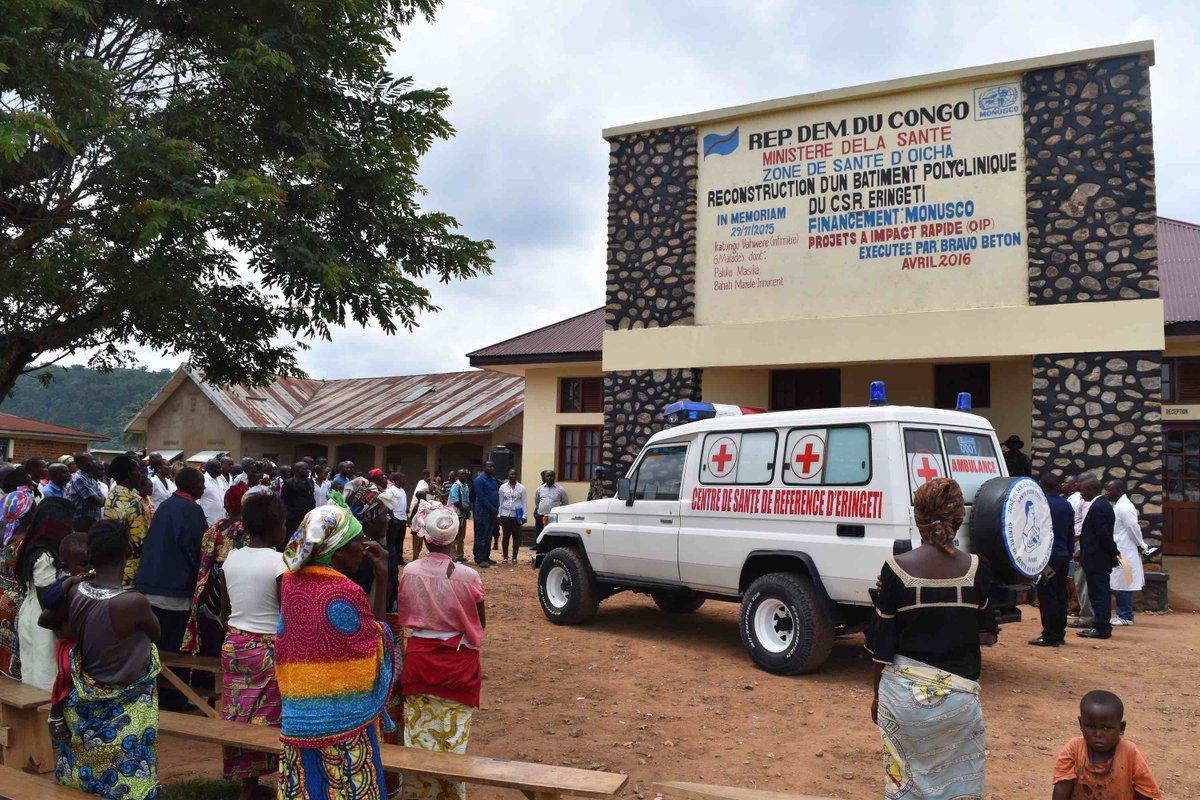 Более 30 человек погибли при столкновении автобуса и бензовоза в ДР Конго