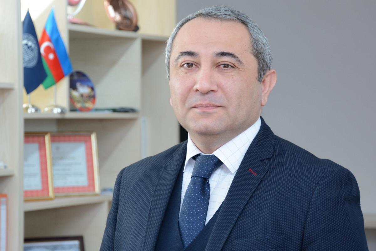 UNEC-in prorektoru vəzifəsindən azad edilib