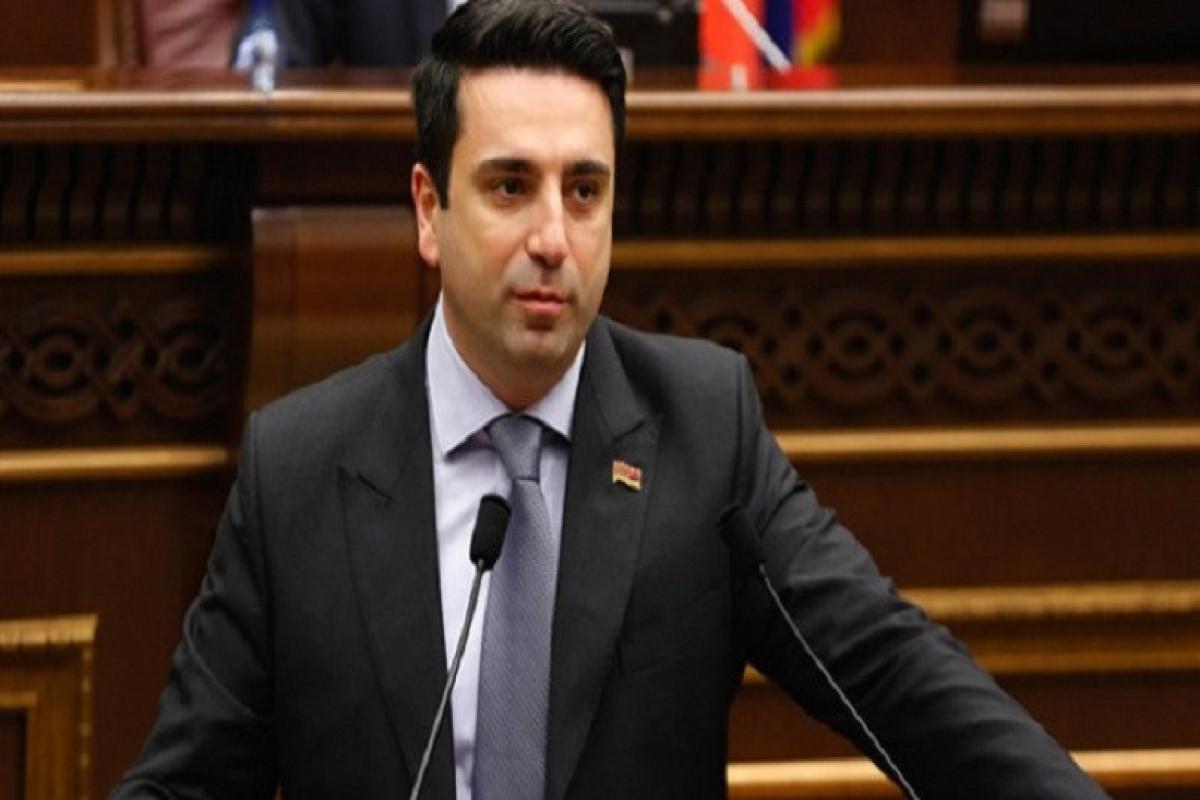 New speaker of Armenian Parliament elected