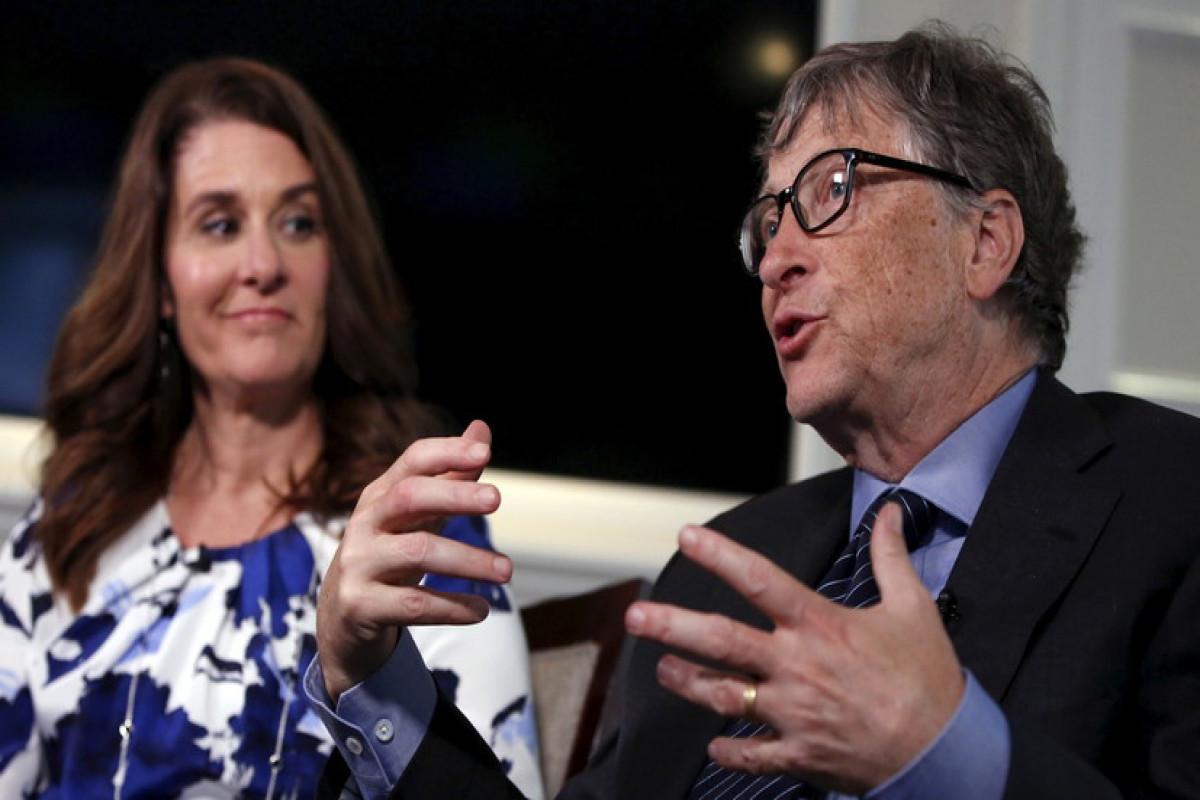 Билл Гейтс развелся с женой