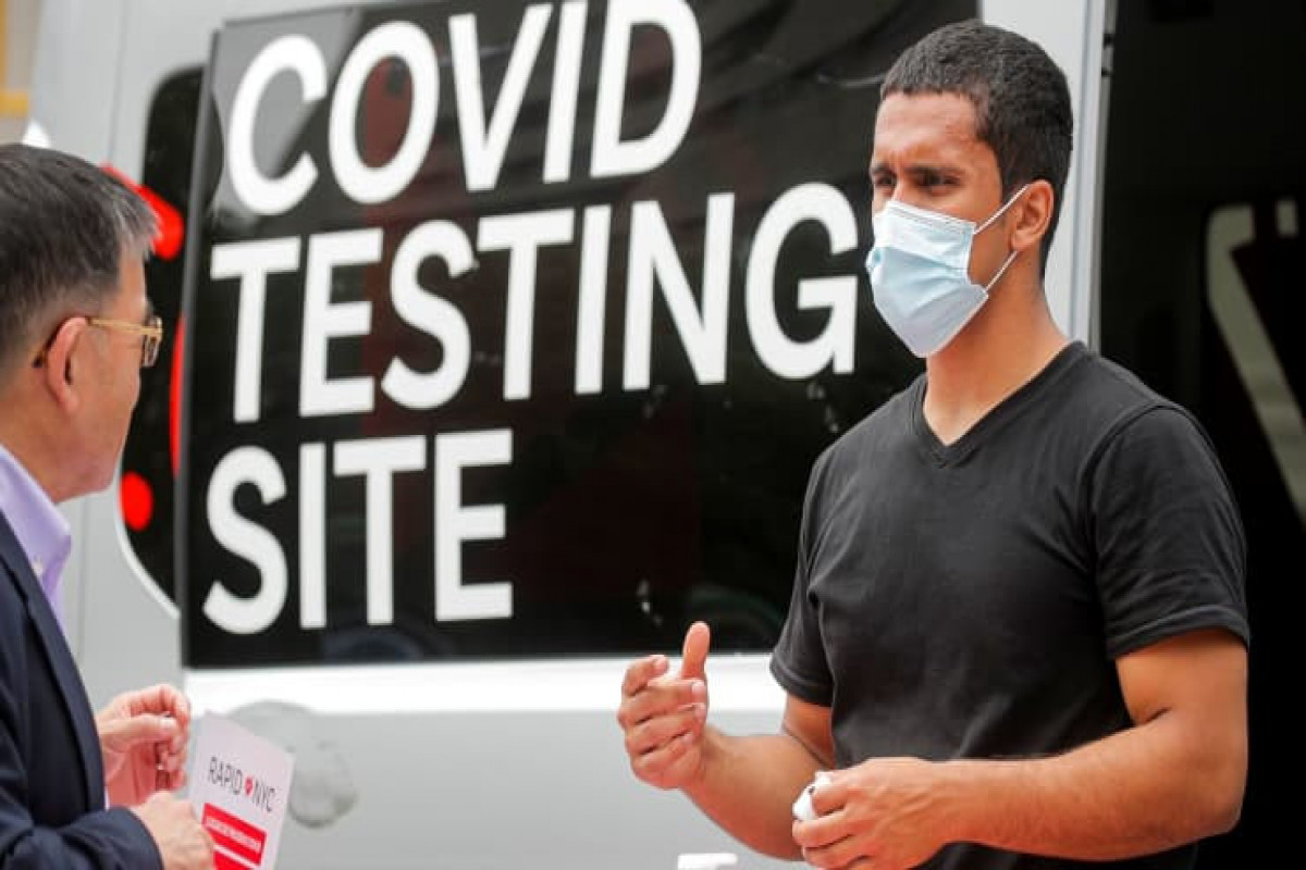 CDC says 7-day average of daily U.S. Covid cases surpassed peak seen last summer
