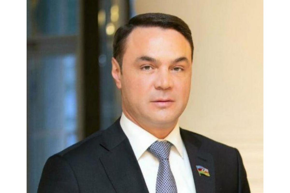 Милли Меджлис рассмотрит сегодня представление о прекращении депутатской неприкосновенности Эльданиза Салимова