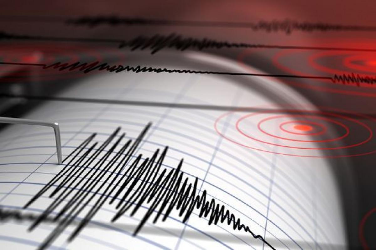 Magnitude 5.8 earthquake registered near Indonesian coast
