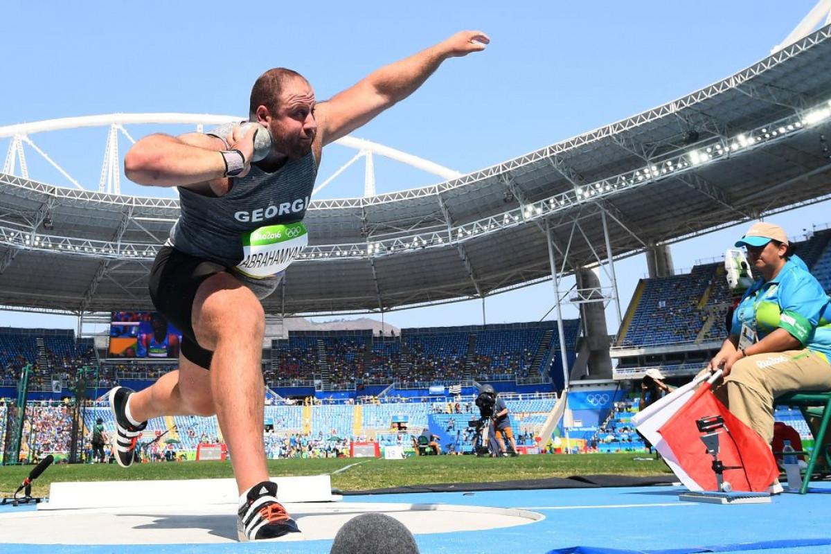 Легкоатлет-армянин отстранен от Олимпиады