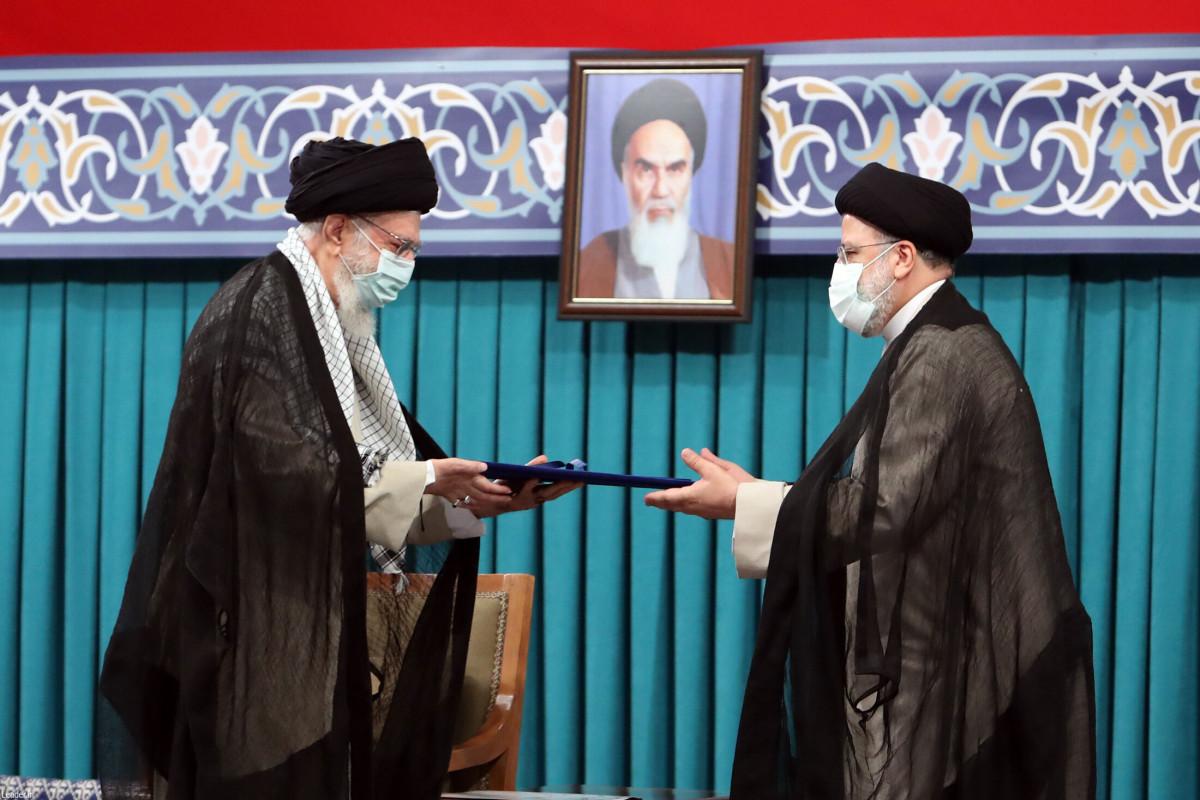 New Iranian President's inauguration ceremony starts today