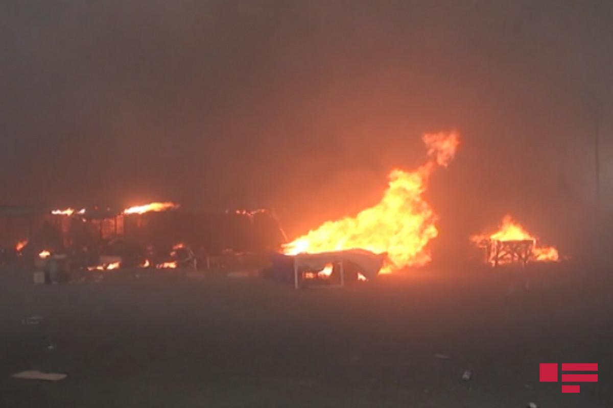 В Астаре произошел пожар, погибла 85-летняя женщина