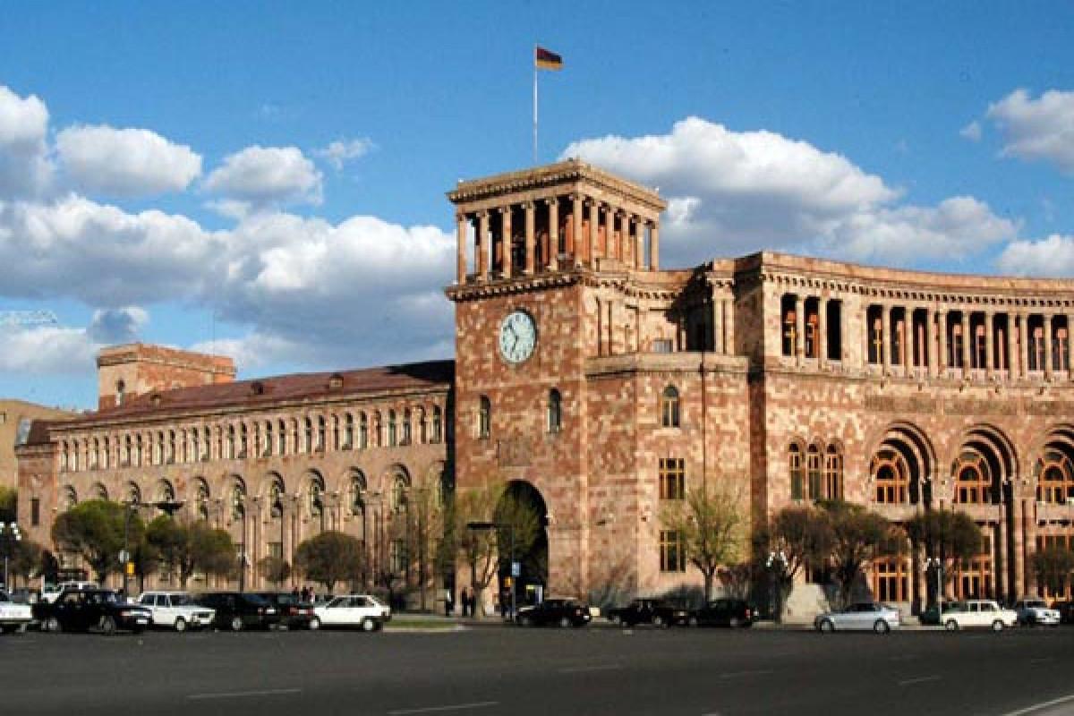 Ermənistanda yeni nazirlər təyin olunub