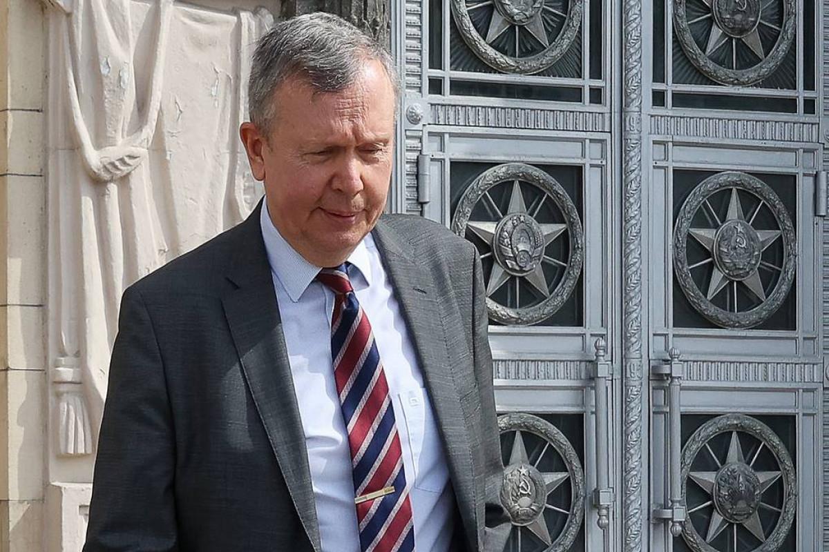 Russia expels Estonian diplomat under principle of reciprocity