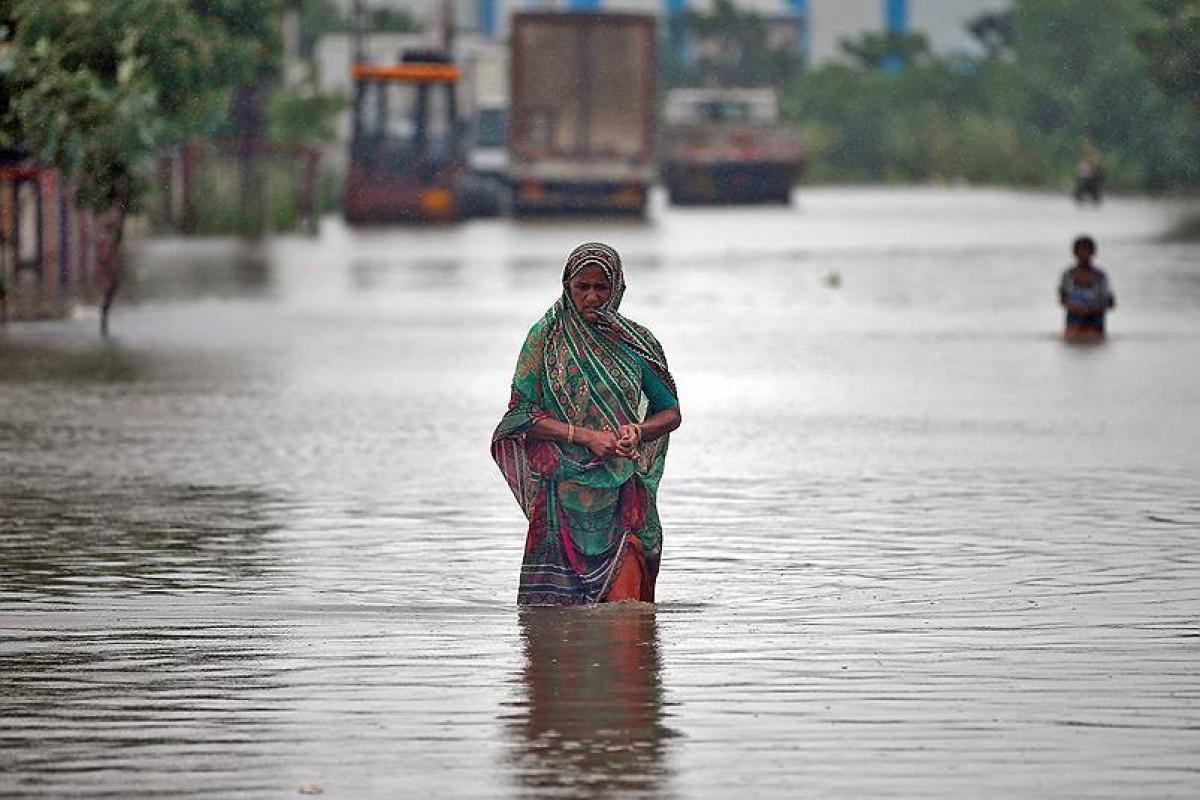 На востоке Индии 14 человек погибли из-за дождей и сброса воды из водохранилищ