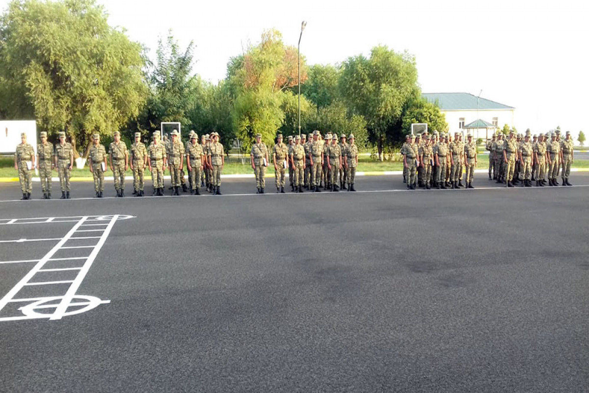 MoD: The summer training period has started in the troops