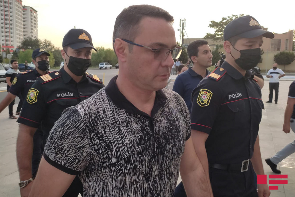 """Azerbaijan arrests MP who beat and injured a police officer-<span class=""""red_color"""">VIDEO"""