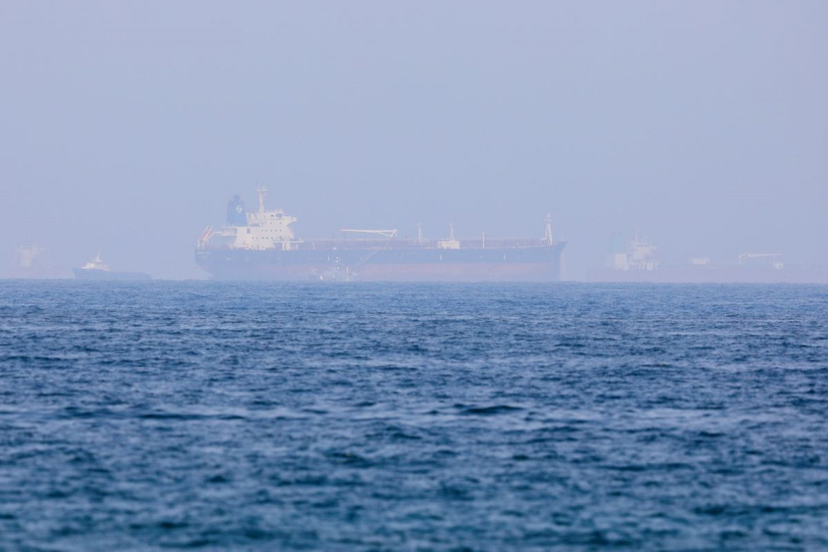 """Tanker seized by suspected """"Iran-backed"""" forces in Arabian Sea, say maritime sources"""