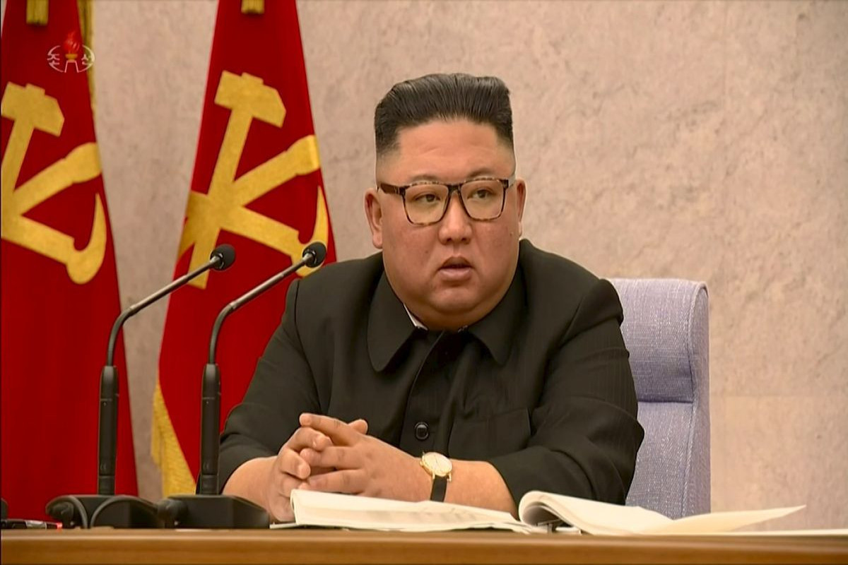 N.Korea wants sanctions eased to restart U.S. talks -S.Korea lawmakers