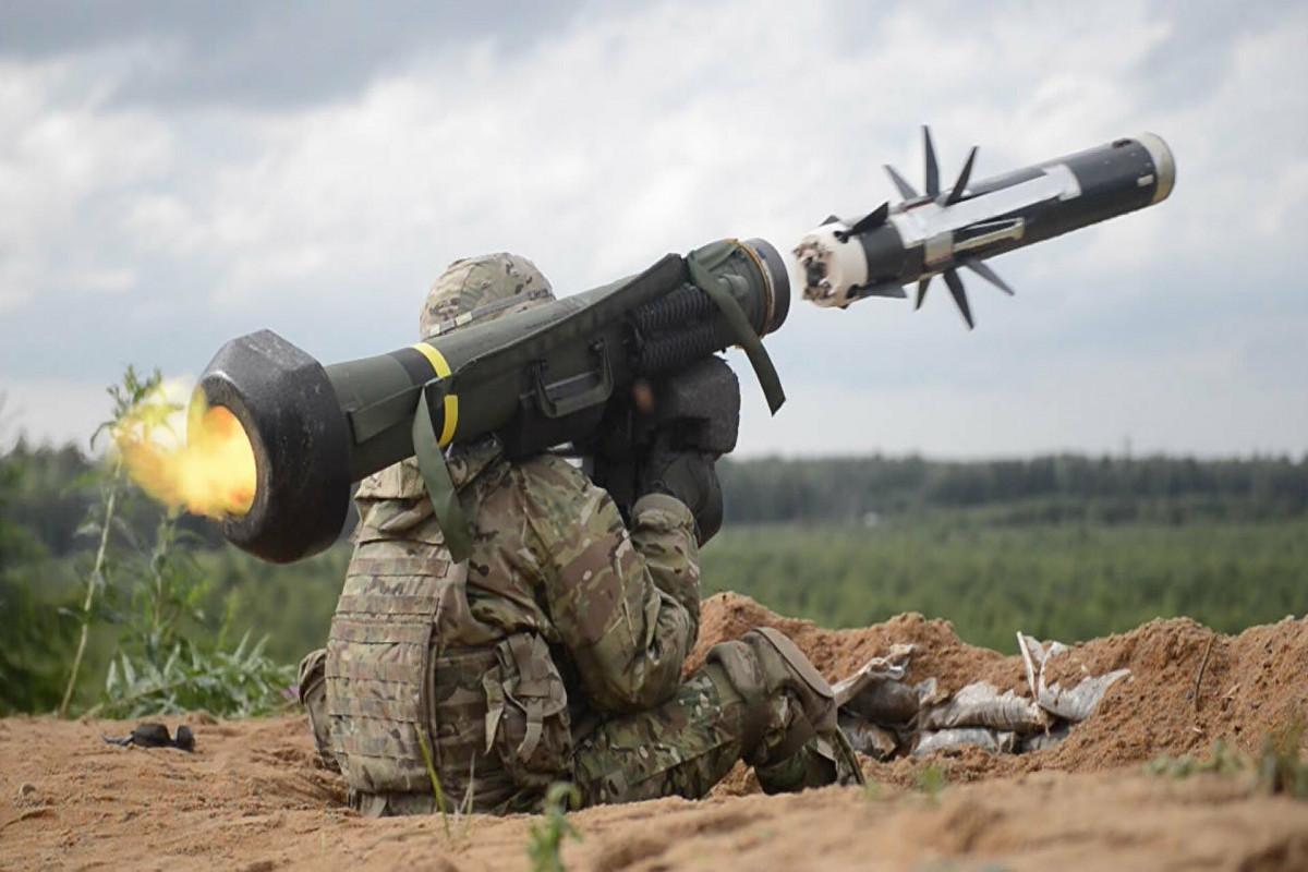 Госдеп одобрил продажу Грузии противотанковых ракет Javelin