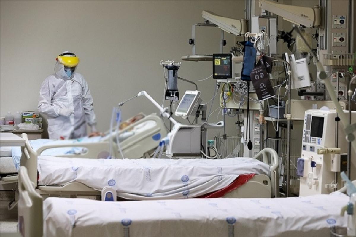 Türkiyədə son sutkada koronavirusdan 126 nəfər ölüb