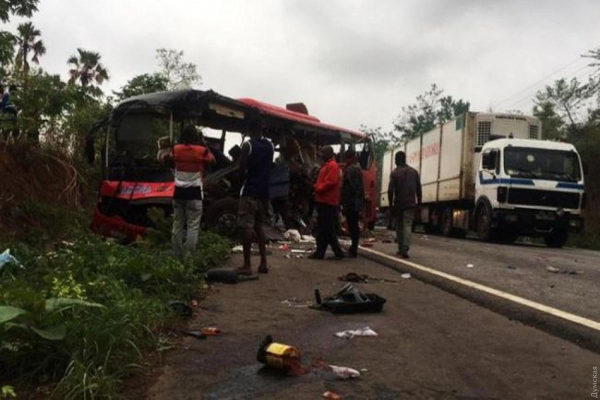 Malidə yol qəzası nəticəsində 37 nəfər ölüb