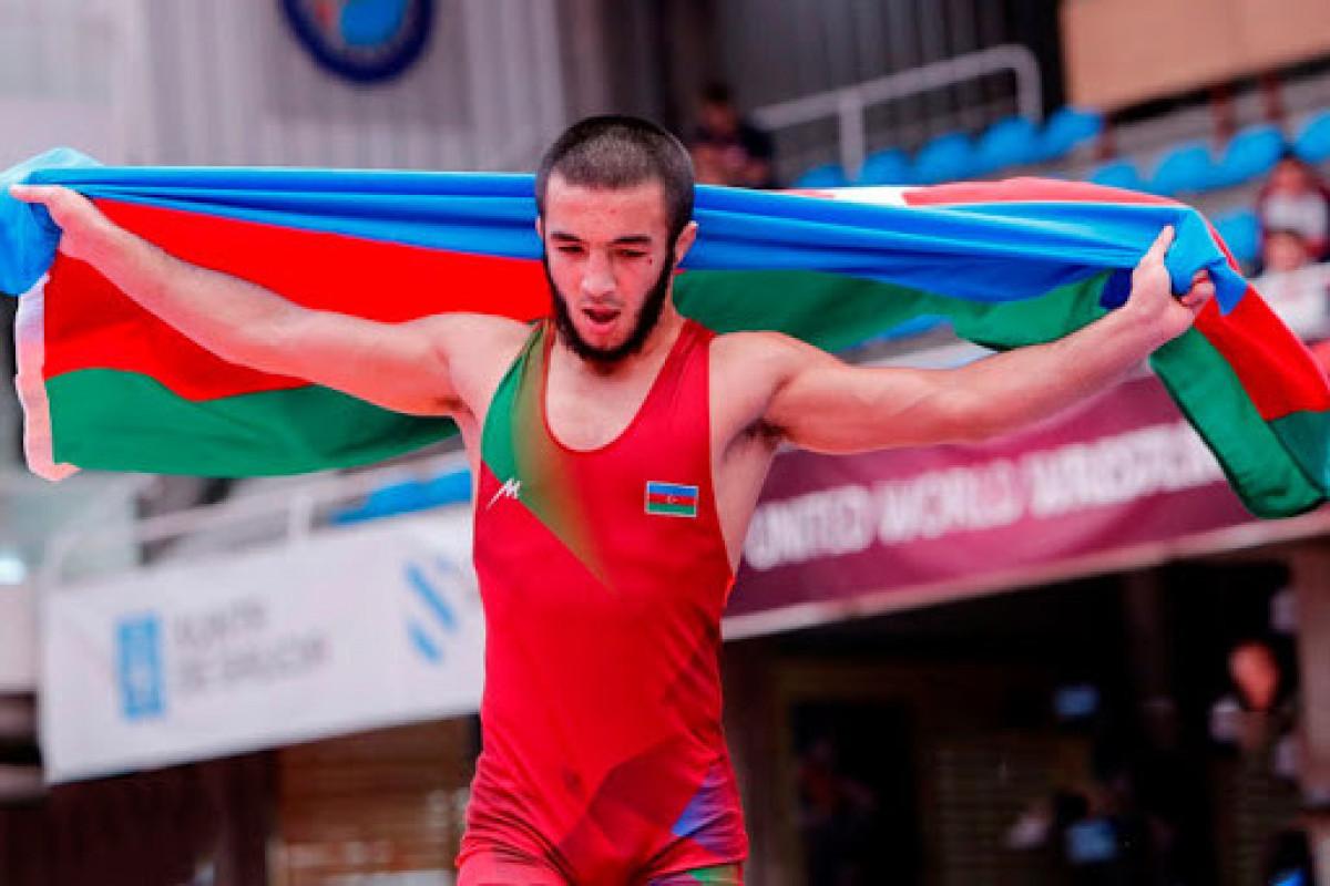 """<span class=""""red_color"""">Токио-2020: Определился первый соперник азербайджанского борца"""