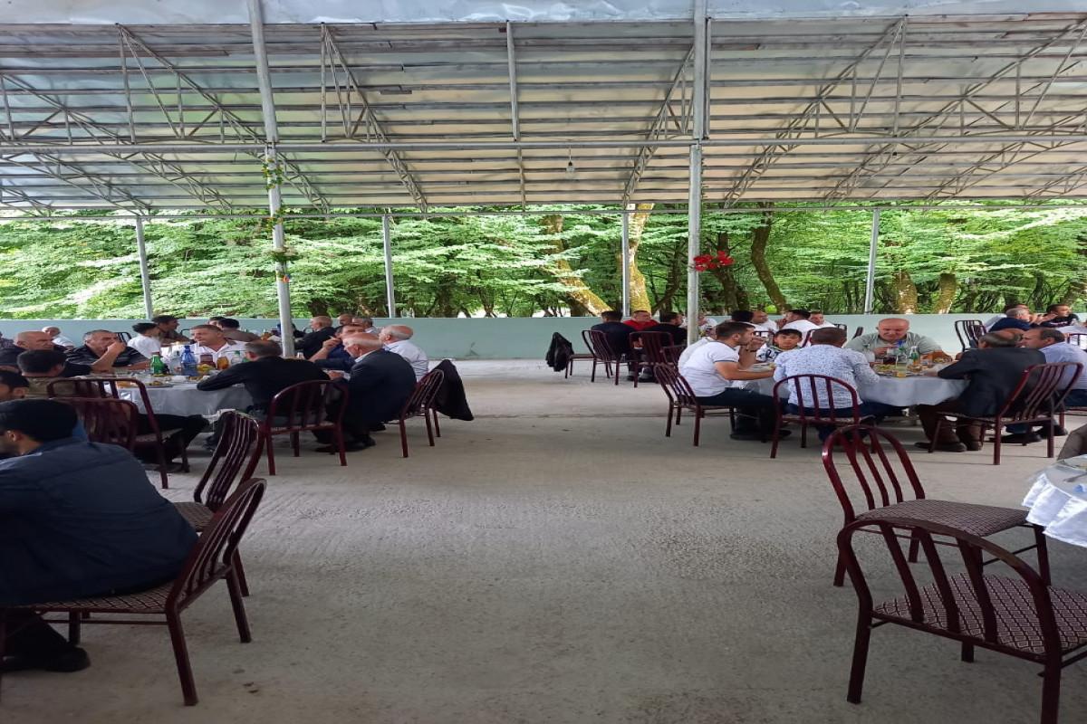 Oğuzda karantin qaydalarını pozan restoranın sahibi 4 min manat cərimələnib