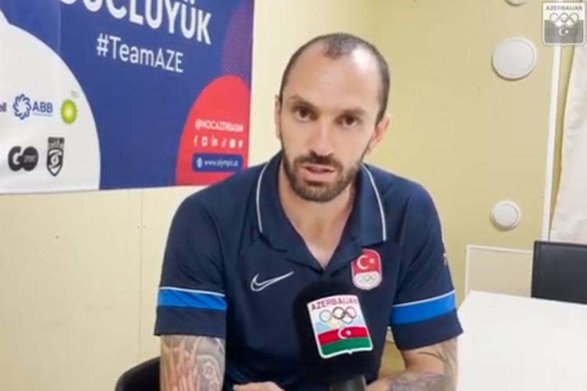 """Ramil Quliyev: """"Azərbaycan, səni sevirəm!"""""""