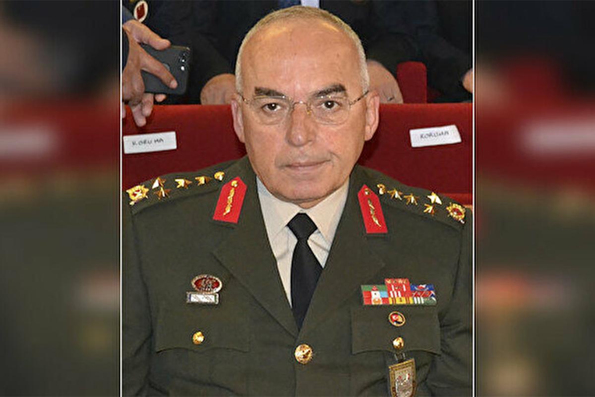 Türkiyə Silahlı Qüvvələrinin Quru Qoşunlarına yeni komandan təyinatı olub
