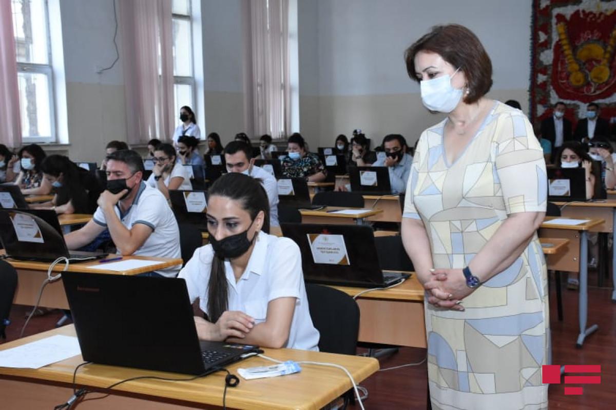 На сертификацию и экзамены по приему на работу учителей предусмотрено по 120 минут