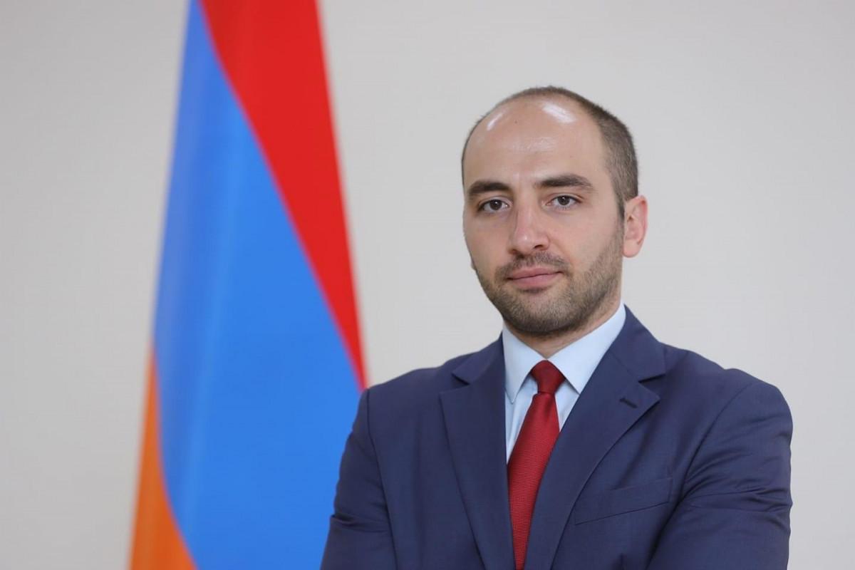 New spokesperson appointed to Armenian MFA