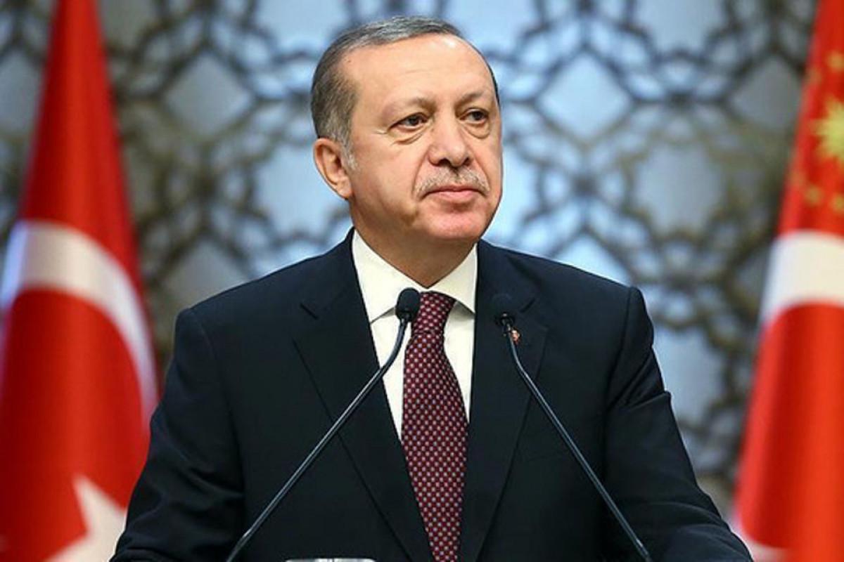 Эрдоган: Азербайджан играет важнейшую роль в поддержке по тушению пожаров