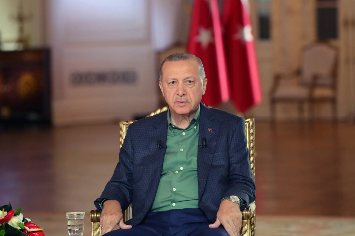 15 of 187 fires ongoing in Turkey: Erdoğan