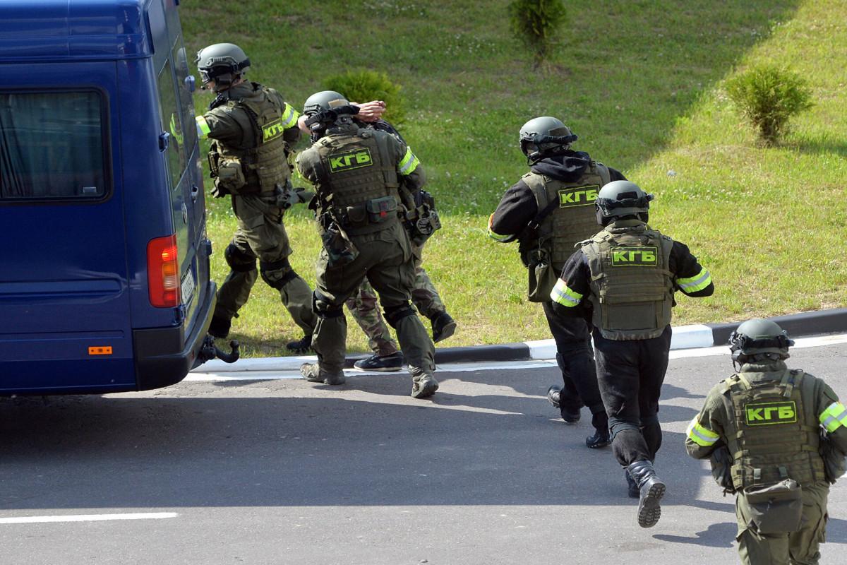 КГБ Беларуси обвинил США в организации протестов