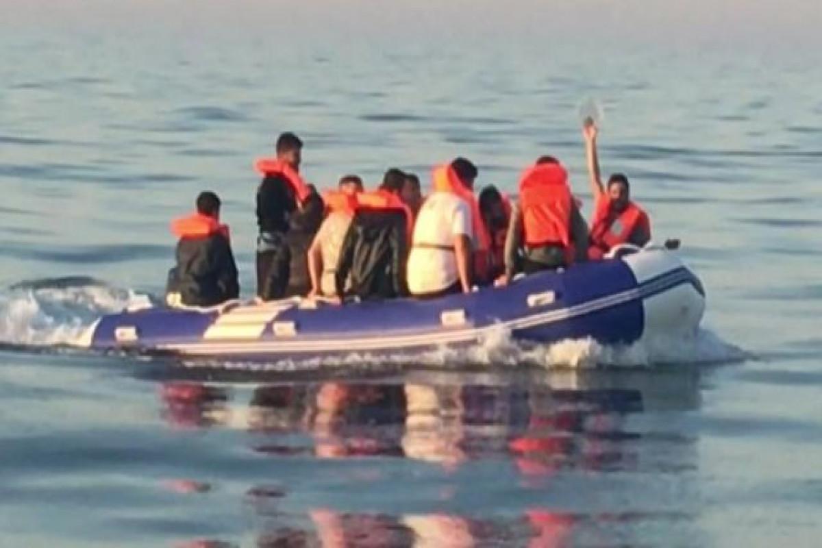 В Британию через Ла-Манш прибыло рекордное количество мигрантов