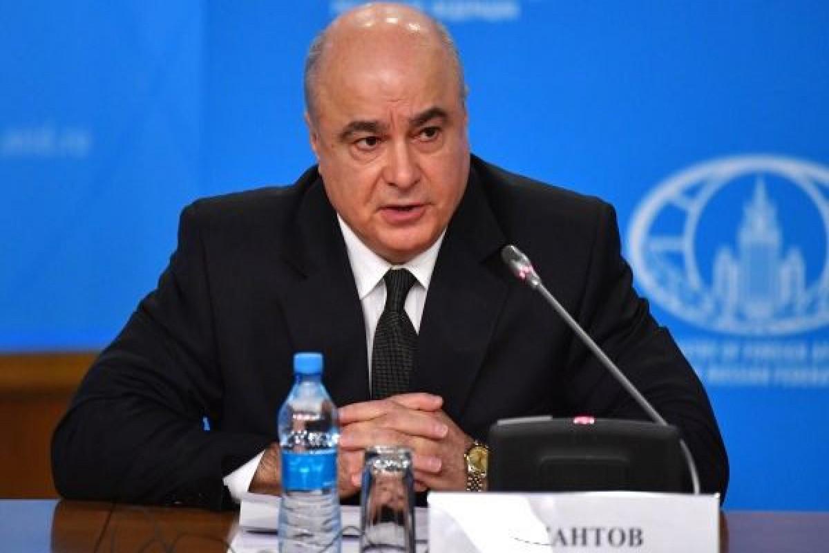МИД России: Со стороны Азербайджана обращения на получение статуса наблюдателя в ОДКБ не поступало