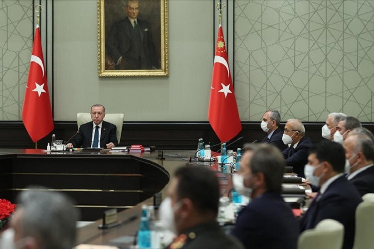 """Turkish National Security Council: """"Armenia must stop provocations and appreciate the opportunity for peace and prosperity in the region"""""""