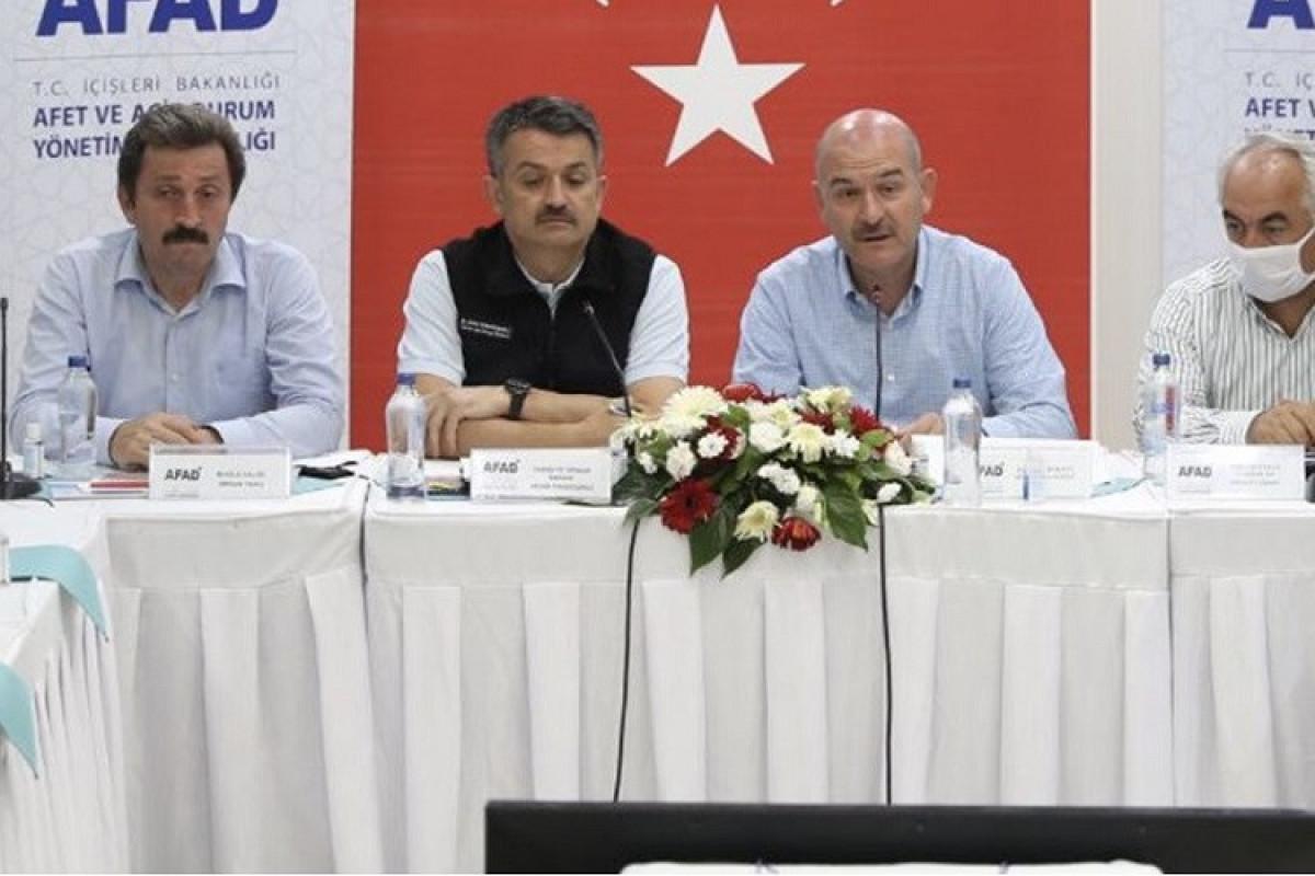 Bekir Pakdemirli və Süleyman Soylu Azərbaycana təşəkkür edib