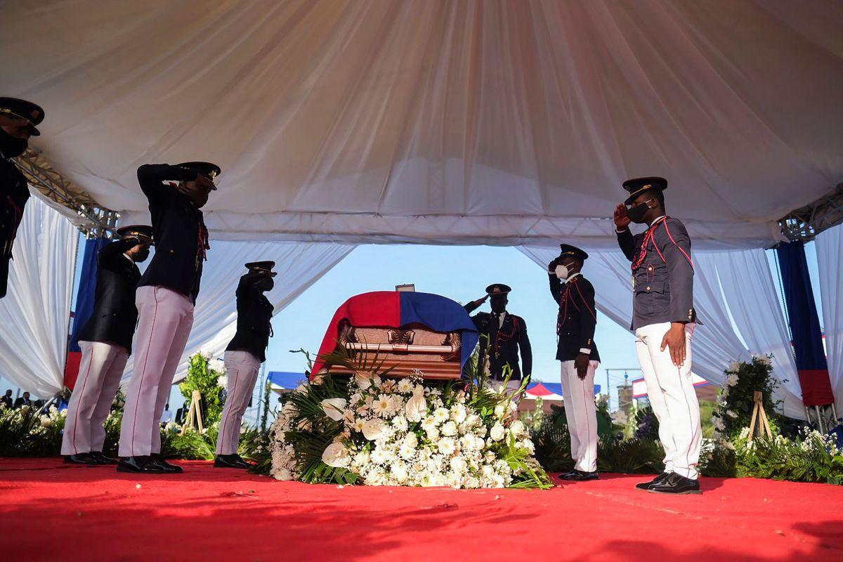 Haiti requests U.N. commission to probe president