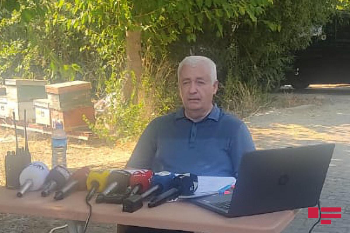 """Nazir müavini: """"Azərbaycan Prezidentinin qarşımıza qoyduğu bütün tapşırıqları uğurla yerinə yetirəcəyik"""""""