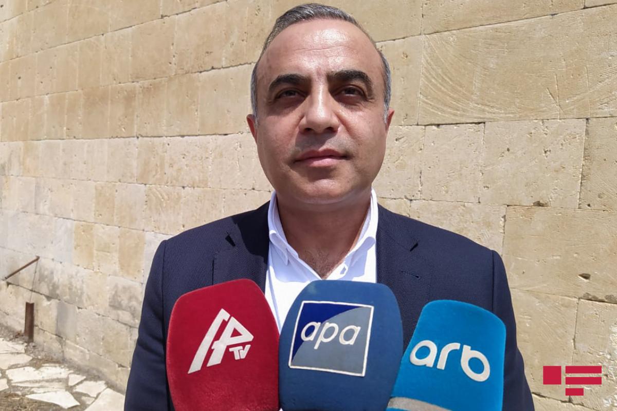 """Azay Quliyev: """"Ağdam Qarabağın iqtisadi mərkəzi olacaq"""""""