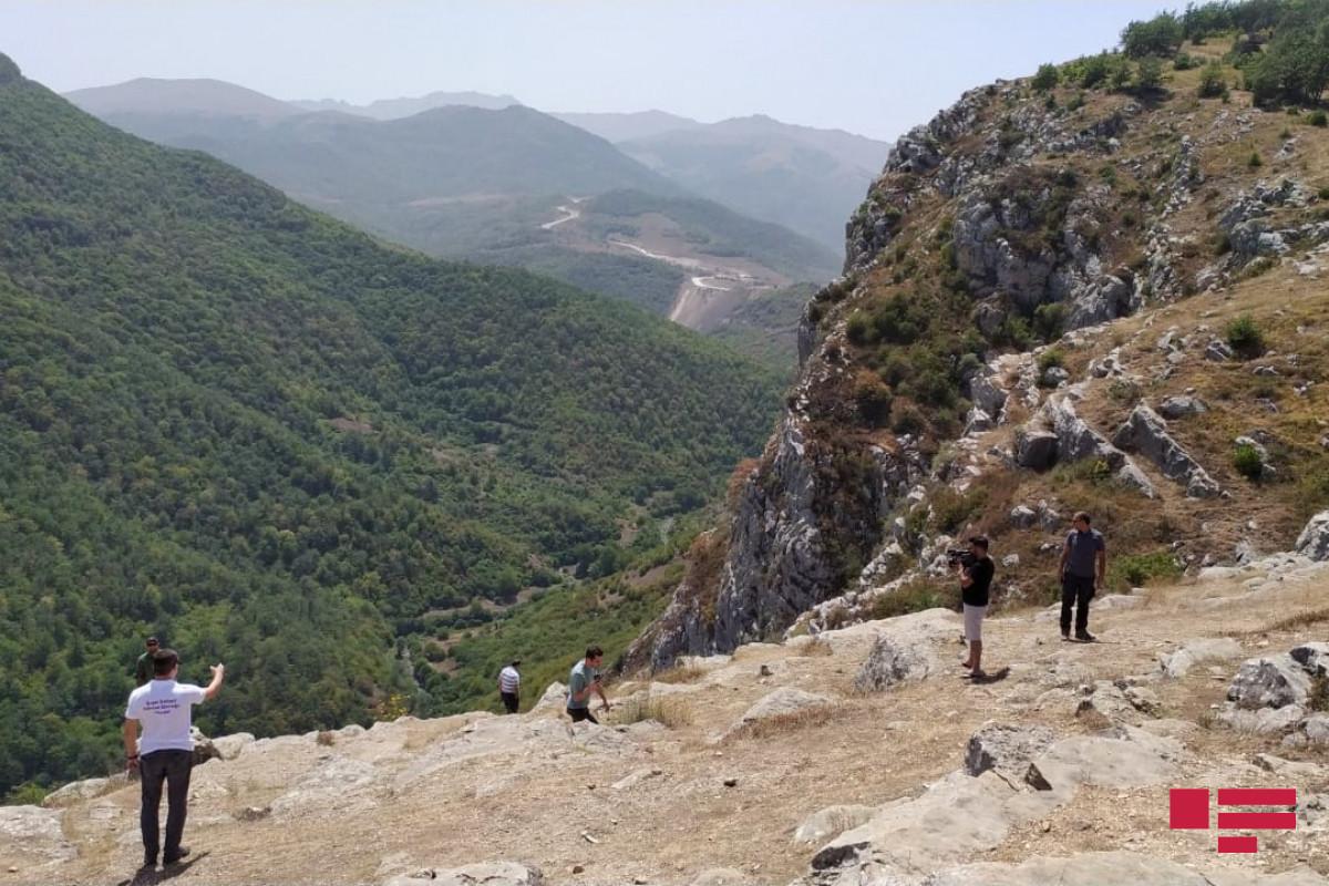 Shusha residents visit Jidir Duzu Plain-PHOTO