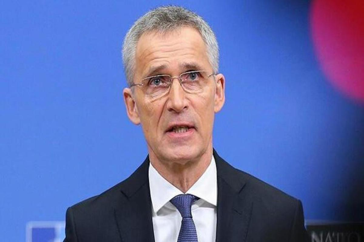 NATO Baş Katibi Yens Stoltenberq