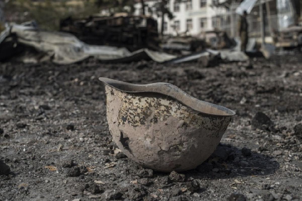 Xocavənddə 2 erməni hərbçinin qalıqları aşkar olunub