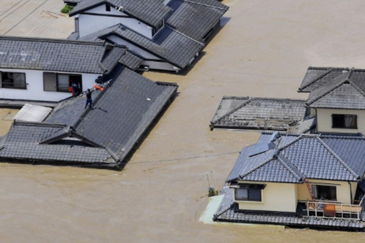 При наводнении в американском штате Теннесси погибли 10 человек
