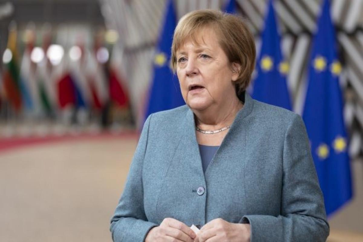 Angela Merkel, Almaniya kansleri