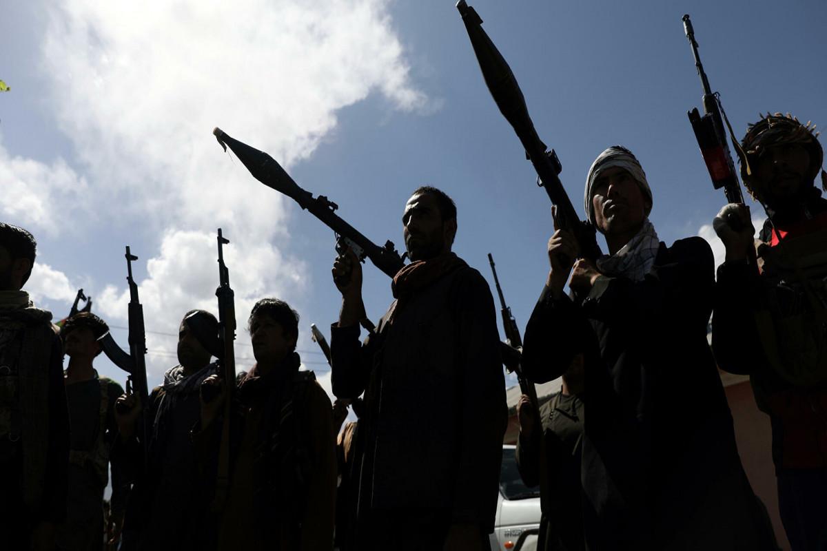 """""""Taliban"""" Pəncşir əyalətində müqavimət qüvvələrini mühasirəyə alıb"""
