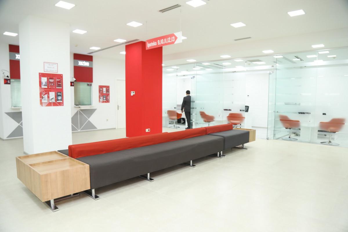 Kapital Bank представил обновленный филиал «28 Мая»